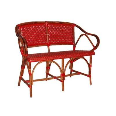 Rattan seat and back braiding pvc color choice.