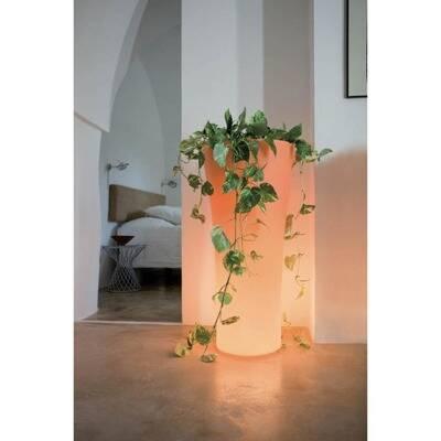 Vase Lumineux pour hôtel Moorea