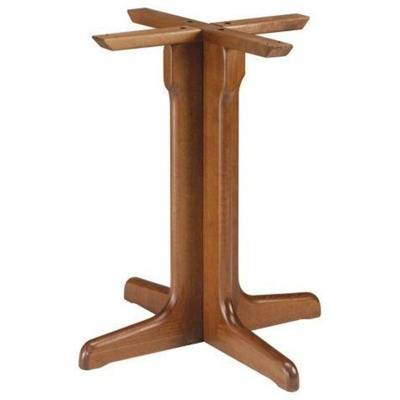 PI completely central wood