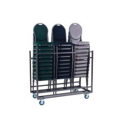 trolley transportation or storage 30 pc, 2 wheels swivel fixed + 2 wheels brake