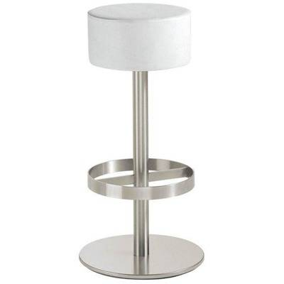 Base stainless steel satin, sitting + footrest TX