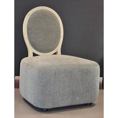 Foot stool with backrest, making sp special