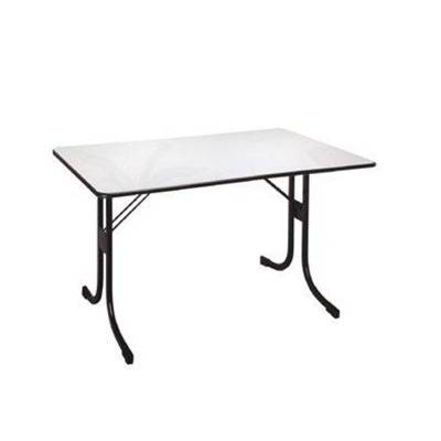 Table with melaminate top, Pvc Edge 80x120