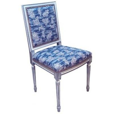 Upholstered seeating and back
