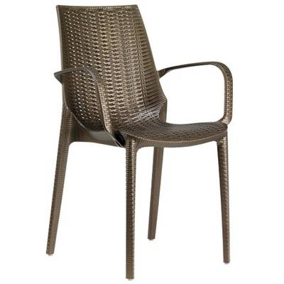 Armchair in boxes do