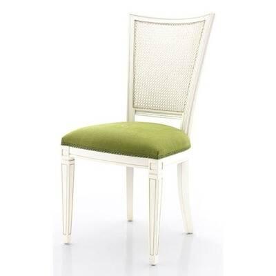 Chaise dos canné pour hôtel Magny