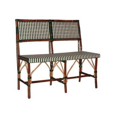 Rattan, seat and back tress to choose