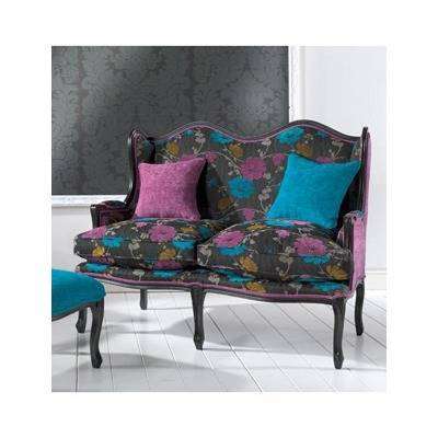 Sofa 2 seater, enti especially upholstery (D)