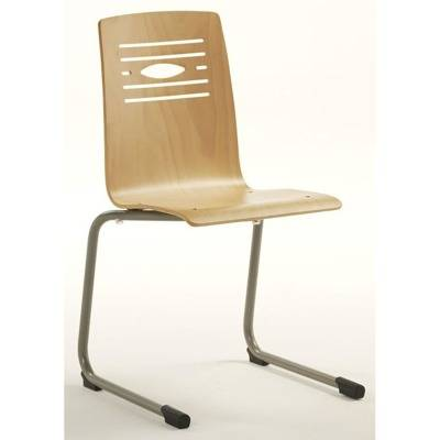 Seat and back: tre wooden.