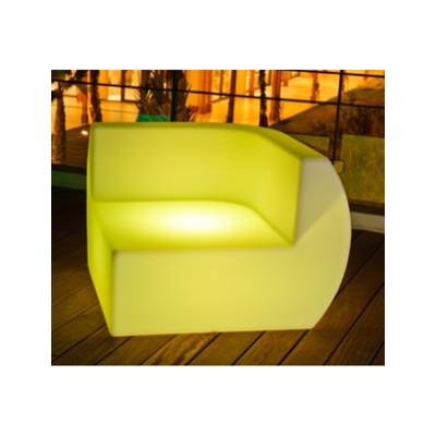 Bright corner Chair