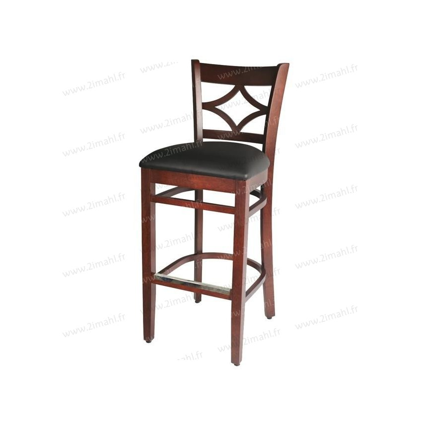 tabouret de bar milano. Black Bedroom Furniture Sets. Home Design Ideas