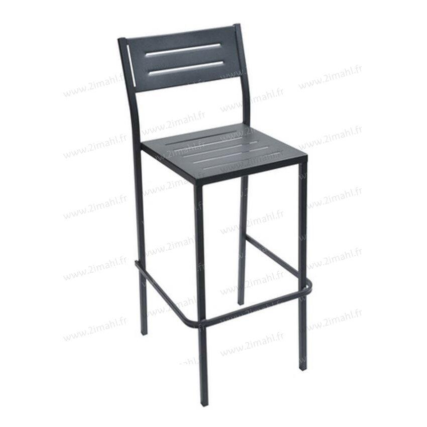 tabouret de bar mario. Black Bedroom Furniture Sets. Home Design Ideas